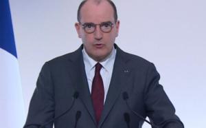 Jean Castex : confinement pour 16 départements dont l'Ile-de-France