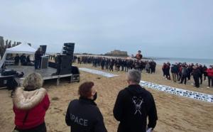 Evénementiel : les professionnels ont envoyé un SOS au gouvernement depuis Saint-Malo (vidéo)