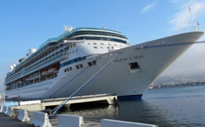 RCI : c'est parti pour la saison du ''Legend of the Seas'' à Marseille