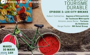 Tourisme durable : Express Conseil organise un webinaire consacré aux city-breaks