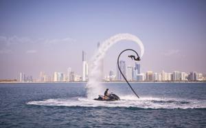Chroniques d'Abu Dhabi, épisode 4