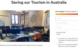 """Australie : un réceptif lance une pétition pour """"sauver notre tourisme"""""""