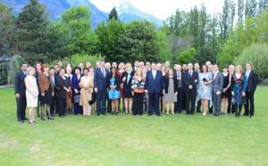 Vatel : l'école de Marigny a accueilli la 7e Convention Internationale du Groupe