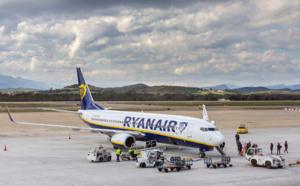 Paris-Beauvais : Ryanair opérera cet été 174 vols hebdo vers 44 destinations