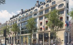 Paris : ouverture prochaine du Kimpton St Honoré*****