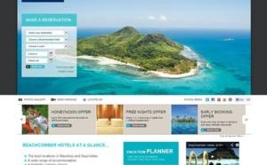 Beachcomber Hotels lance une nouvelle version de son site Internet