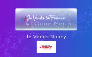 Visitnancy360 : prenez de la hauteur avec Destination Nancy