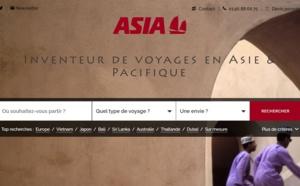Asia suspend tous ses départs jusqu'au 15 mai 2021