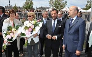 CroisiEurope : le MS Cyrano de Bergerac a été inauguré à Bordeaux