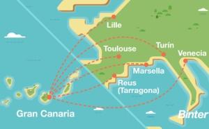 Espagne Canaries : Binter lance des vols directs de Marseille, Lille et Toulouse