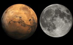 Tourisme Spatial : vol orbital, vol sub orbital… et maintenant la Lune et Mars ?