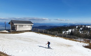 Réchauffement climatique : fin du ski pour la moyenne montagne en 2030 ? Le cas d'école de Métabief