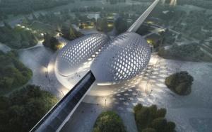 """HyperloopTT est prêt à démarrer la construction de son """"premier système commercial dès aujourd'hui"""""""