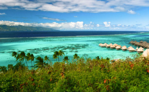 """Polynésie : l'ouverture au tourisme le 1er mai"""" se fera essentiellement avec les Etats-Unis"""""""