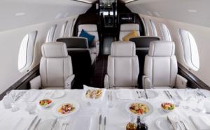 """Simon Rochefort (VistaJet) : """"l'âge d'or de l'aviation privée commence aujourd'hui..."""""""
