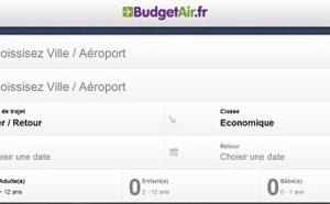 BudgetAir.fr décline son site Internet en version mobile