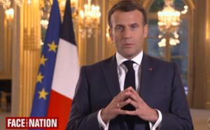 Emmanuel Macron : la France pourrait ouvrir ses frontières aux Américains vaccinés