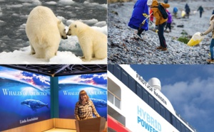 "Le jour de la Terre : Hurtigruten Expéditions organise sa ""Earth week"""