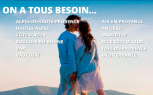 Provence Alpes Côte d'Azur : #OnaTousBesoinDuSud II, le retour, avec 148 millions € de budget