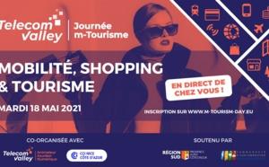 Webinaire : la Journée m-Tourisme se tiendra le 18 mai 2021