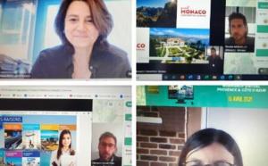 Provence Côte d'Azur Events a organisé 530 rendez-vous pour le 1er workshop digital MICE