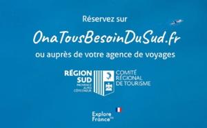 Région SUD : #OnaTousBesoinduSud s'appuie sur les agences de voyages !