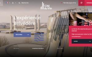 Le nouveau site de la Cité du Vin est en ligne - DR