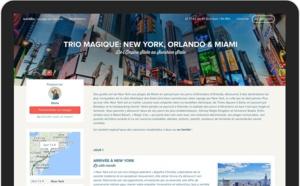 Worldia permet aux agences indépendantes d'accéder à une plateforme technologique pour exploiter leur propre site internet au service des voyageurs - DR : Worldia
