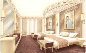 Disneyland Paris : le Disneyland Hotel va se transformer en royaume des princes et princesses Disney