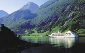 Silversea Cruises : le Silver Cloud sera à Ostende mardi 11 juin 2013
