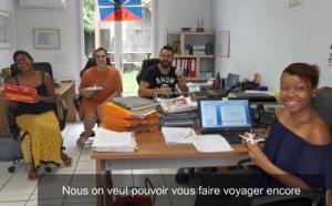 Horizon Réunion produit un p'tit klip vidéo et un clin d'oeil pour... « Voyager encore » !