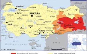 Turquie : zones touristiques épargnées mais des TO qui souffrent