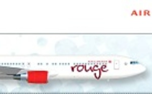 Air Canada Rouge : livraison du Boeing 767-300 ER aux couleurs de la compagnie