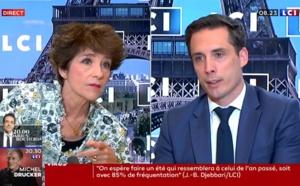 "Jean-Baptiste Djebbari : ""l'objectif est d'ouvrir mi-juin un certain nombre de destinations internationales"""