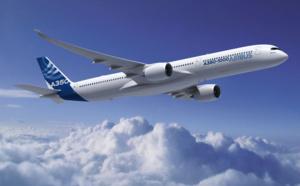 Salon du Bourget : l'Airbus A350, guest star du Paris Air Show