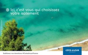 Le CRT Côte d'Azur lance une campagne de promotion de 1,4 M€