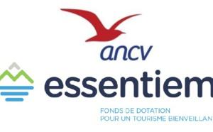 ANCV et Essentiem partenaires pour le départ des jeunes à la montagne - DR
