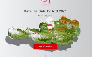 ATB. VIRTUAL.2021 : le 17 mai 2021 sera consacré aux professionnels du voyage européens (entre 10h et 18h) - DR