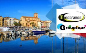 Mondoramas - Grouptour renouvelle son adhésion à l'annuaire #Partez en France