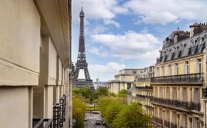 Le nouvel hôtel parisien Canopy by Hilton Paris Trocadéro ouvre ses portes (photos)