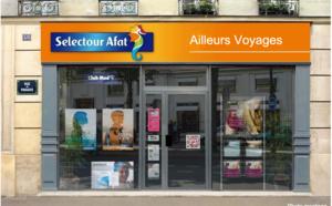 Selectour Afat Ailleurs Voyages : la nouvelle marque des 88 agences Marietton