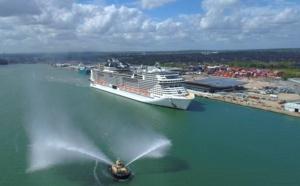 Royaume-Uni : le MSC Virtuosa reprend la mer dès le 20 mai 2021