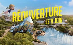 Parc : le Futuroscope rouvre ses portes le mercredi 9 juin 2021