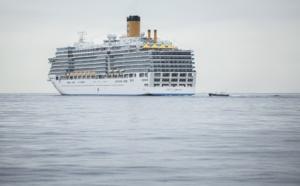 Costa Croisières : le Costa Luminosa a repris la mer dimanche