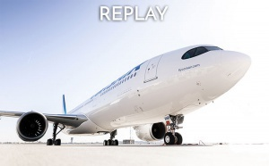 Nouvel Airbus A330neo © Corsair