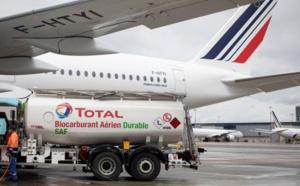 Air France-KLM : un premier vol long-courrier avec du carburant aérien durable