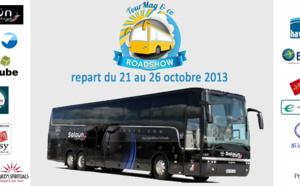 TourMaG&Co Roadshow ça repart... agents de voyages, save the date !