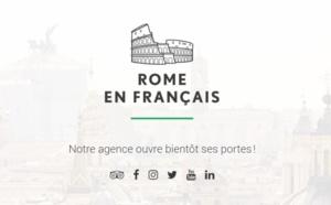 Voyage en Français lance Rome en français