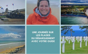 Une journée complète avec un guide rien que pour vous sur les plages du débarquement
