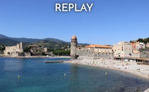 Collioure, Plage Saint Vincent © ADT66